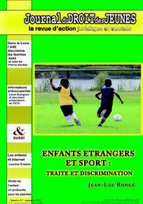 Journal du droit des jeunes 2012/7