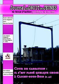 Journal du droit des jeunes 2012/9