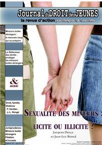Journal du droit des jeunes 2013/1