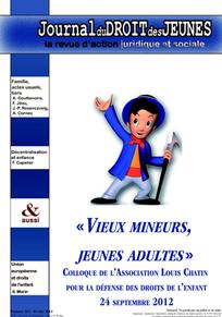Journal du droit des jeunes 2013/2