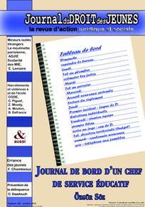 Journal du droit des jeunes 2013/8