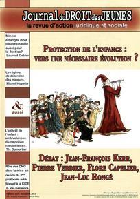 Journal du droit des jeunes 2013/9