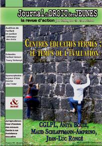 Journal du droit des jeunes 2013/10