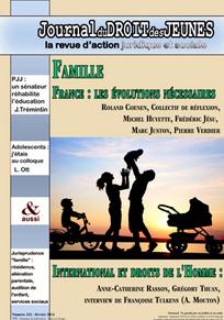 Journal du droit des jeunes 2014/2