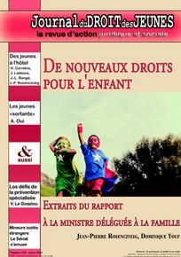 Journal du droit des jeunes 2014/3