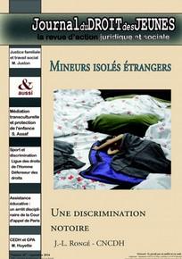 Journal du droit des jeunes 2014/7