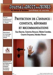Journal du droit des jeunes 2015/9