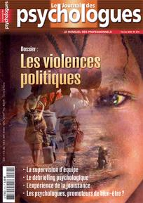 Le Journal des psychologues 2010/1