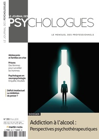 Le Journal des psychologues 2018/3