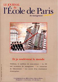 Le journal de l'école de Paris du management 2005/3