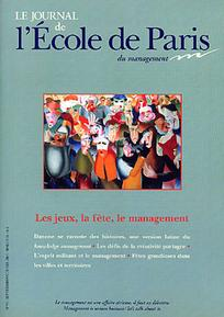 Le journal de l'école de Paris du management 2005/5