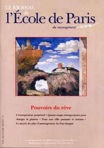 Le journal de l'école de Paris du management 2006/2