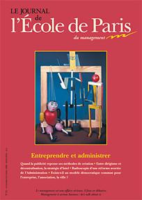 Le journal de l'école de Paris du management 2006/6