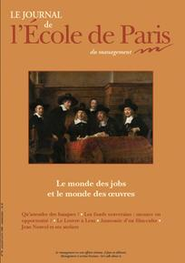 Le journal de l'école de Paris du management 2009/4