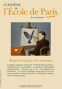 Le journal de l'école de Paris du management 2010/2