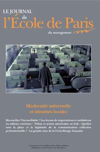 Le journal de l'école de Paris du management 2011/2