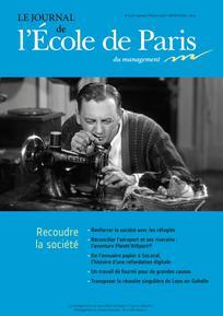 Le journal de l'école de Paris du management
