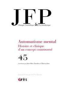 JOURNAL FRANCAIS DE PSYCHIATRIE