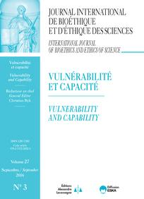Journal International de Bioéthique