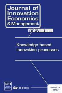 Journal of Innovation Economics & Management