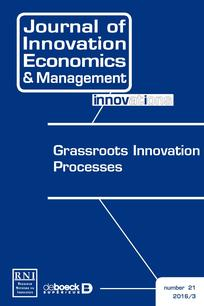 Journal of Innovation Economics & Management 2016/3