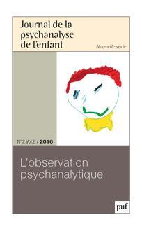 Journal de la psychanalyse de l'enfant