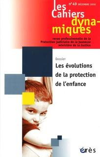 Les Cahiers Dynamiques 2010/4