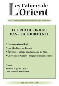 Les Cahiers de l'Orient 2015/1