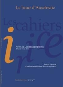 Les cahiers Irice 2011/1