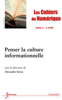 Les Cahiers du numérique 2009/3