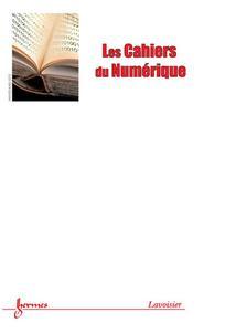 Les Cahiers du numérique 2011/1