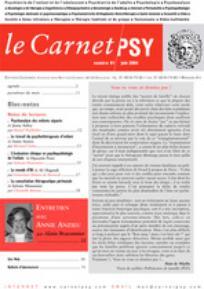 Le Carnet PSY 2004/5