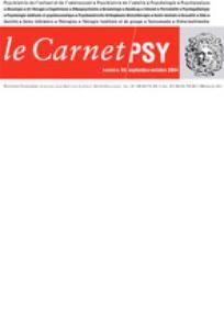 Le Carnet PSY 2004/9