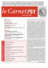 Le Carnet PSY 2005/3