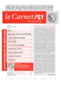 Le Carnet PSY 2005/8
