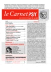 Le Carnet PSY 2006/4