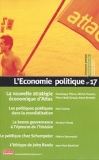 L'Économie politique 2003/1