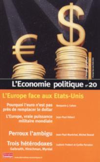 L'Économie politique 2003/4