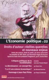 L'Économie politique 2004/2