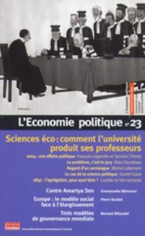 L'Économie politique 2004/3