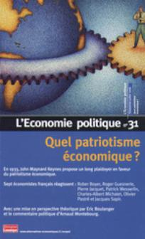 L'Économie politique 2006/3