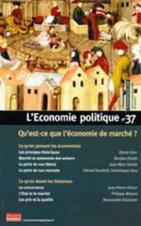 L Economie De Marche Liberte Et Concurrence Cairn Info