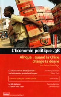 L'Économie politique 2008/2