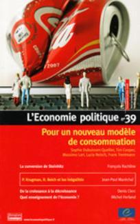 L'Économie politique 2008/3