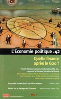 L'Économie politique 2009/2