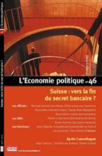 L'Économie politique 2010/2