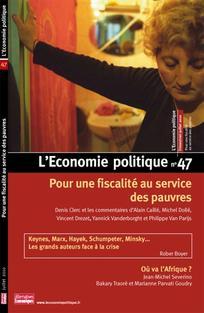 L'Économie politique 2010/3