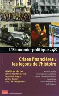 L'Économie politique 2010/4