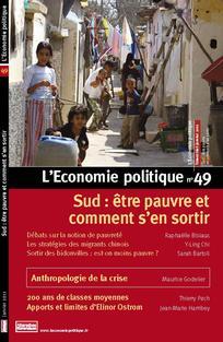 L'Économie politique 2011/1