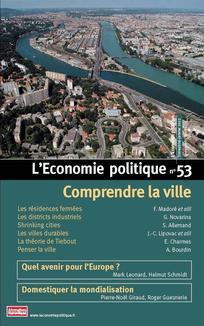 L'Économie politique 2012/1